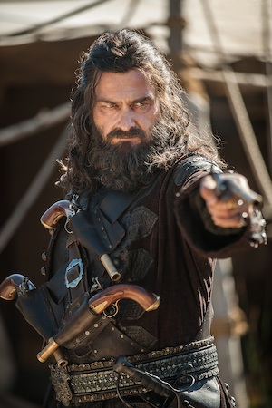 Blackbeard Black Sails