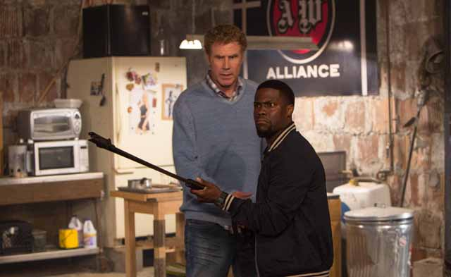 Will Ferrell and Kevin Hart