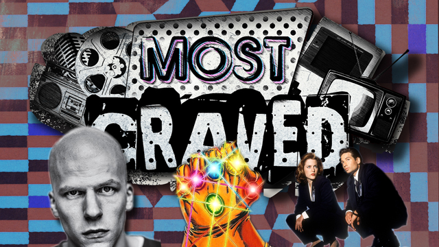 Most Craved Lex Luthor