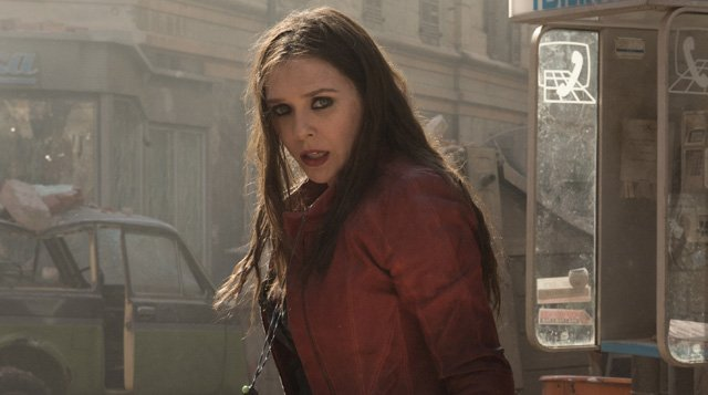 Not to be outdone by her older sisters, Lizzie Olsen has been carving a career path all her own with her next role as Scarlet Witch in Avengers: Age of Ultron.