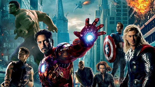 The Avengers movies timeline finally hits The Avengers!