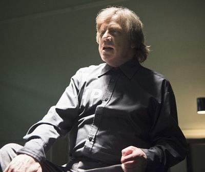 Mark Hamill is back as Luke Skywalker in the Star Wars: The Force Awakens cast.