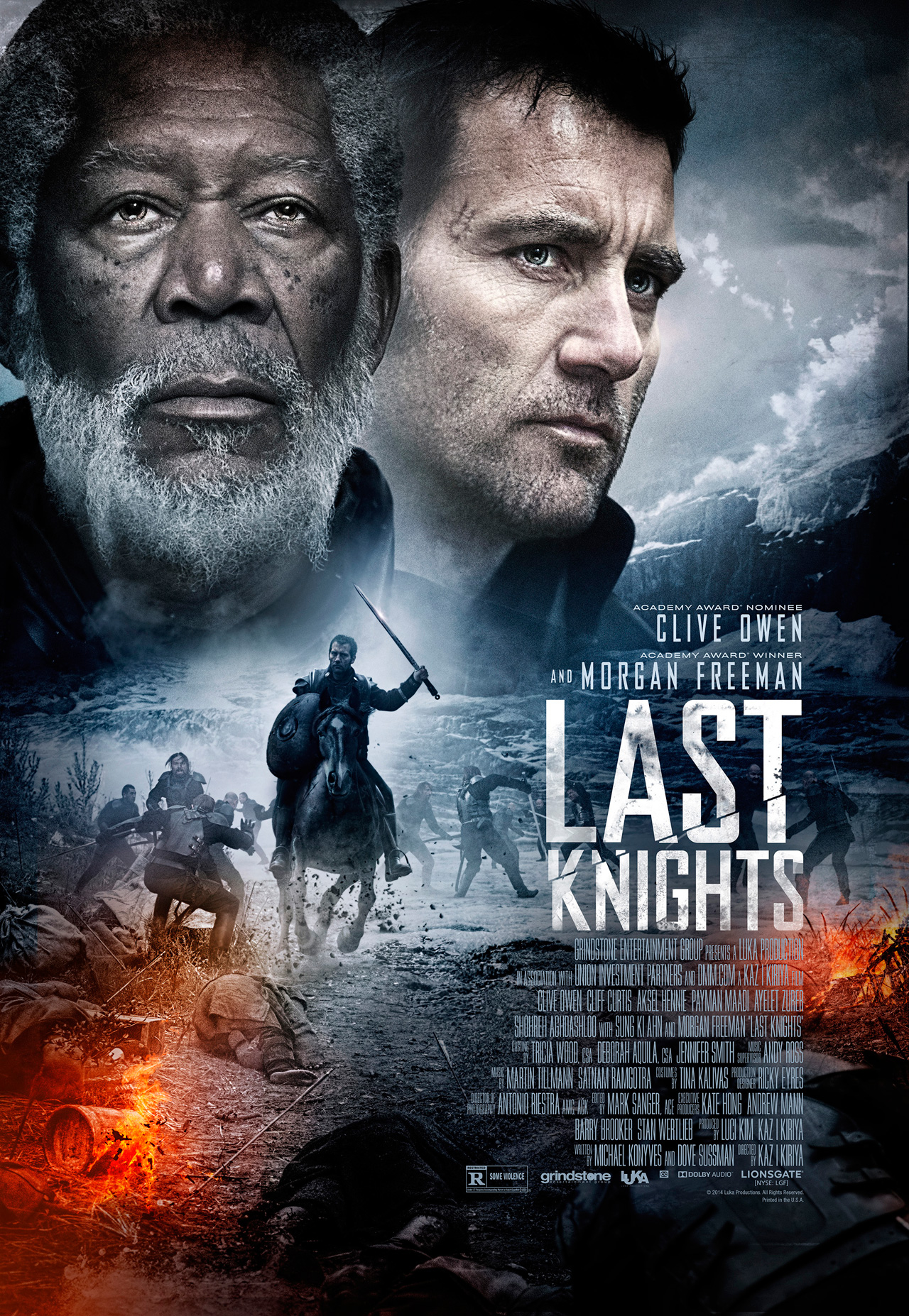 Last Knights -Ultimele Knights (2015)
