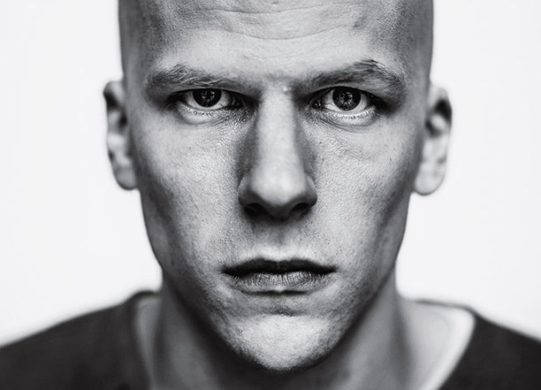 Jesse Eisenberg Says Lex Luthor is Not a 'Silly, Villainous Character'