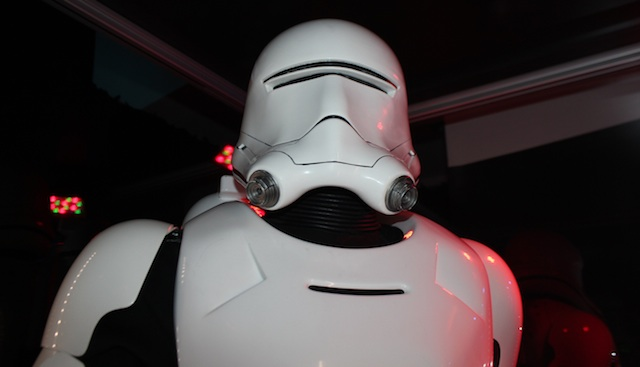 Force Awakens Exhibit
