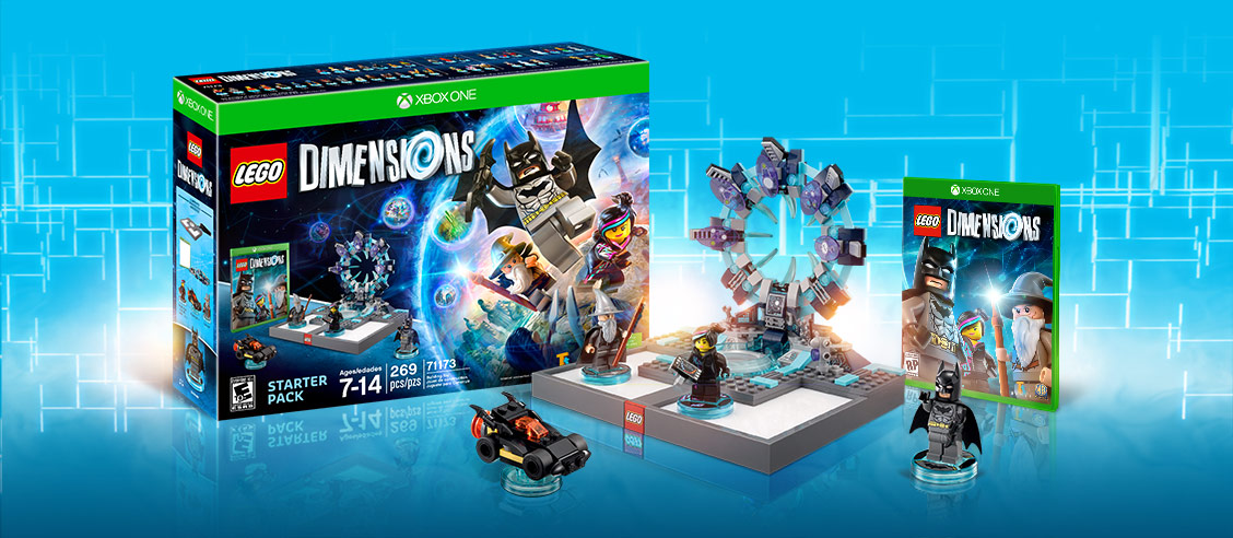 Warner Bros. Interactive Reveals Toys-to-Life Game LEGO Dimensions ...