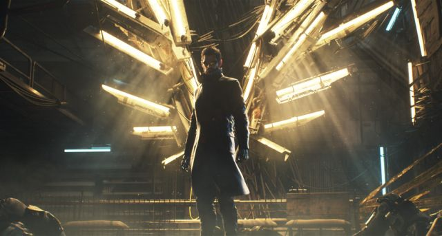 E3 Reaction: Go to the Not-Too-Distant Future in Deus Ex: Mankind Divided