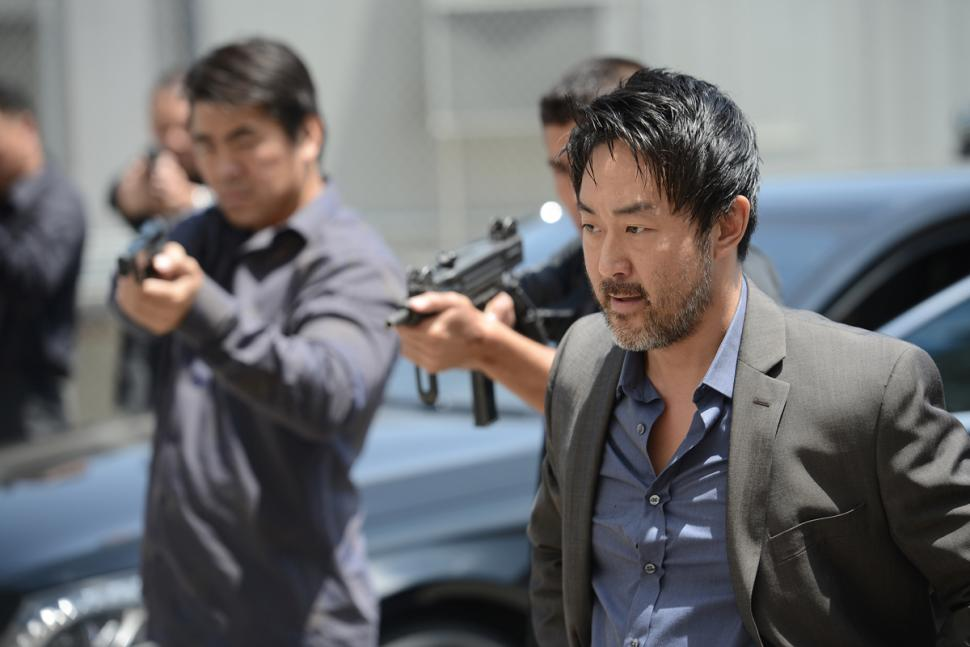 kenneth choi tv shows