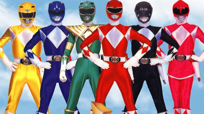 Power Rangers reboot begins testing actors for lead roles.