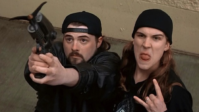 Jay and Silent Bob will return in the Mallrats sequel, Mallbrats.