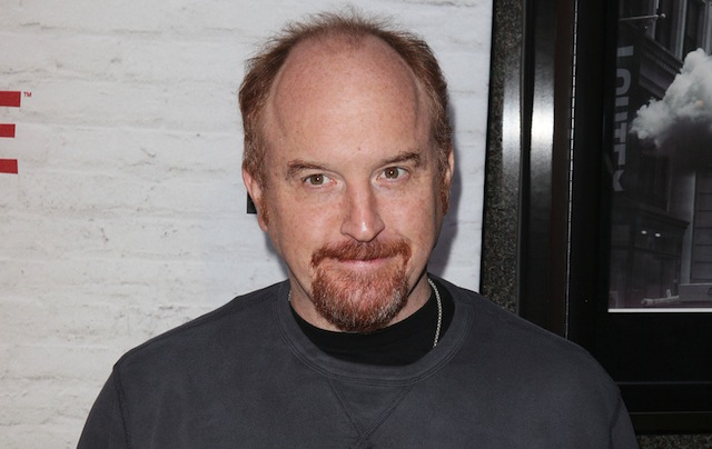 Louis C.K. is planning a new film, I'm a Cop.