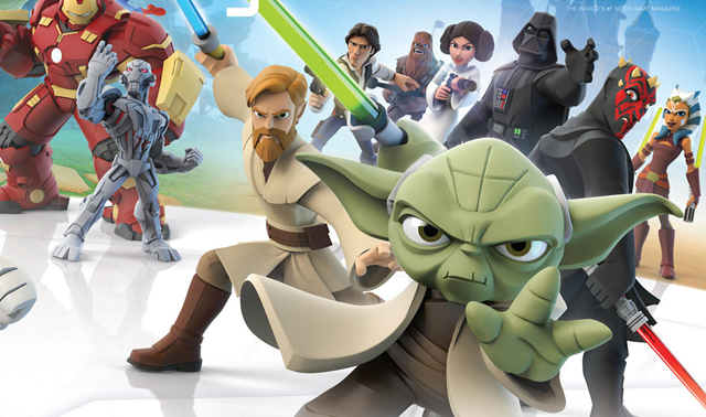 The Star Wars Rebels Cast Joins Disney Infinity 3.0 Edition