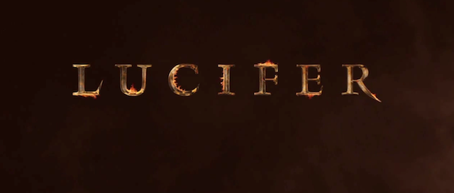 The Lucifer trailer has arrived, offering a first look at the upcoming FOX series based on the DC Comics character.