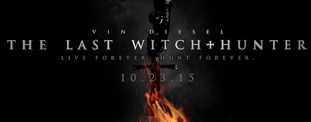 The Last Witch Hunter Unveils Two Insane Comic-Con Posters