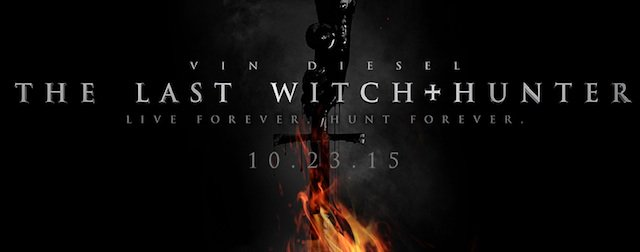 The Last Witch Hunter Trailer and Character Posters.