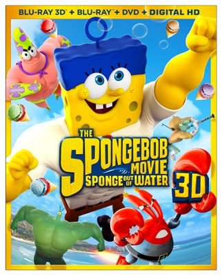 The SpongeBob Movie: Sponge Out of Water Exclusive Clip