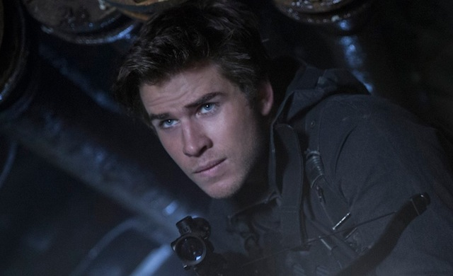 Check out two new The Hunger Games: Mockingjay - Part 2 stills!
