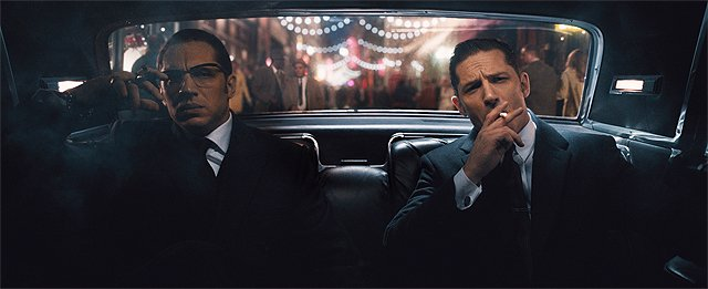 Tom Hardy is Double Trouble in the Legend Trailer and Poster