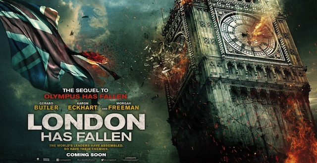 London Has Fallen will now hit the big screen in January of 2016.