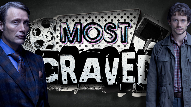 Most Craved discusses Hannibal, the new Spider-Man and the loss of the legendary James Horner.