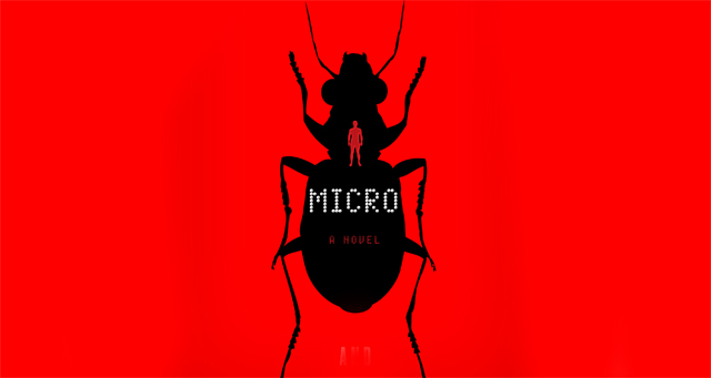 Steven Spielberg has plans to produce a big screen adaptation of Michael Crichton's final novel, Micro