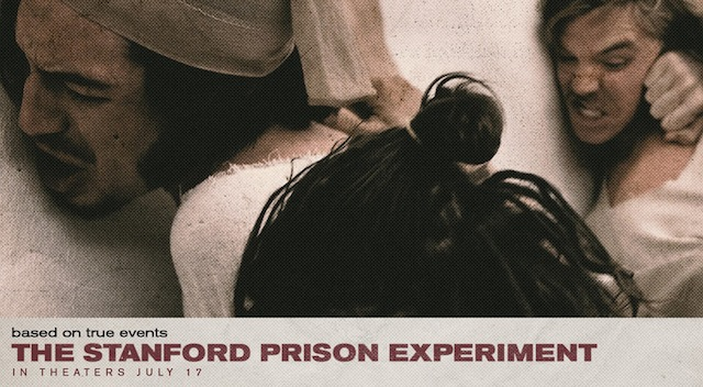 Check out the Stanford Prison experiment trailer!