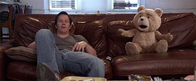Go Behind the Fluff with a New Ted 2 Featurette