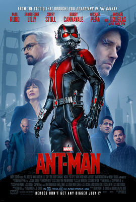 Marvel's Ant-Man Canada Sweepstakes