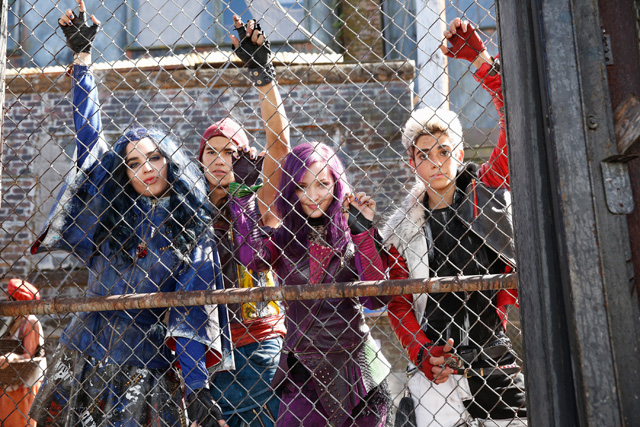 Descendants and Bunk'd to Premiere July 31 on Disney Channel