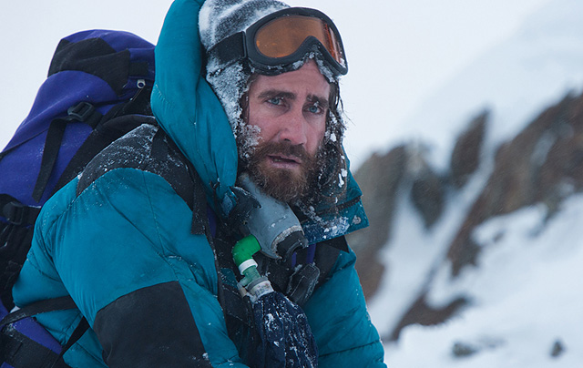 Universal Pictures has released the first trailer for their climbing adventure film Everest which you can behold in all its glory below!