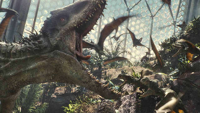 Jurassic World Reaches $981.3M, Inside Out Sets Opening Record