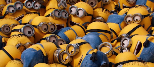 A new Minions poster is here!