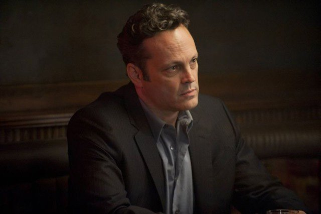 Vince Vaughn stars in True Detective Season 2.