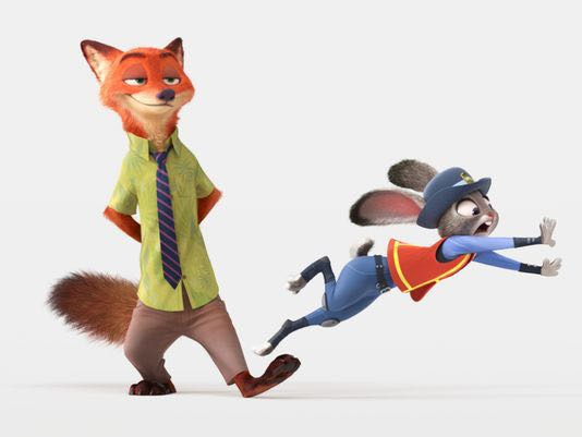 It's not scheduled for release until March 4, 2016, but Walt Disney Animation Studios is giving us a sneak peek at the upcoming animated feature Zootopia.