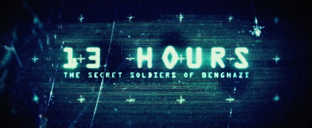 Watch the 13 hours teaser trailer for a look at Michael Bay's latest!