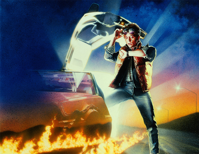 Back to the Future Documentary Back in Time Gets a Release Date.