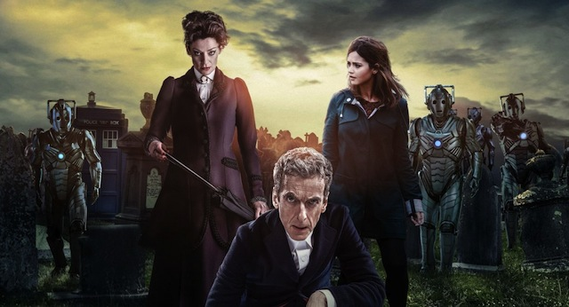 The Doctor Who Comic-Con panel was filled with surprises!