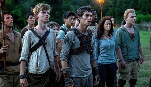There are more than a few twists and turns in the Maze runner story.