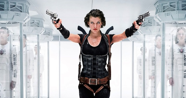Resident Evil: The Final Chapter is coming!
