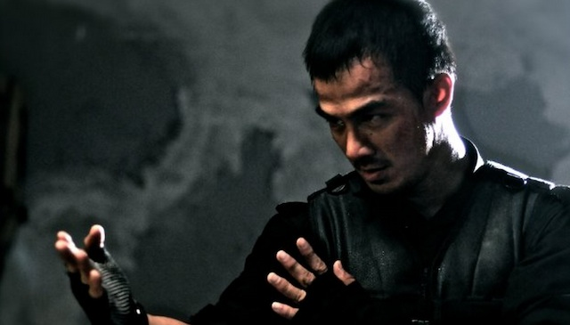 Joe Taslim has signed on to play a role in Star Trek Beyond!