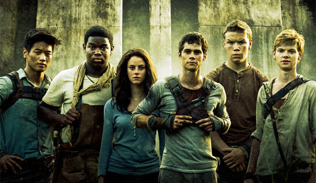 Find out all about the Maze runner story so far!
