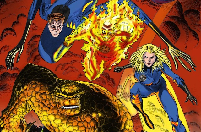 Here's a list of Fantastic Four scenes we'd like to see on the big screen!