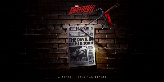 Elektra is latest Marvel character to join the lineup for Daredevil season two.