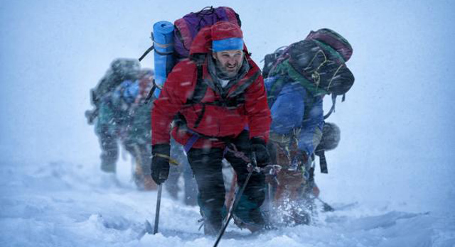 International Everest Trailer Takes You to New Heights of Danger.