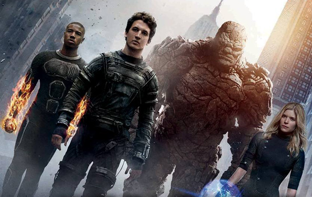 Fantastic Four Featurette on the 4 Different Origins.