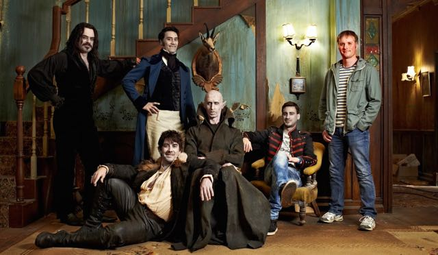 What We Do in the Shadows, starring Jemaine Clement, arrives on DVD and Blu-ray this week.