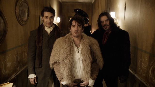 Jemaine Clement stars in What We Do in the Shadows.