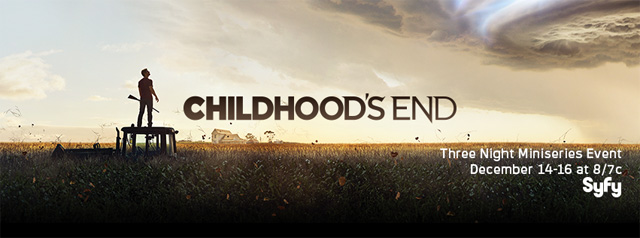 Childhood's End is coming to Syfy December 14.