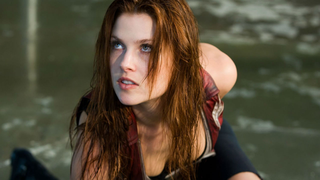 resident evil 6 ali larter says this really will be the