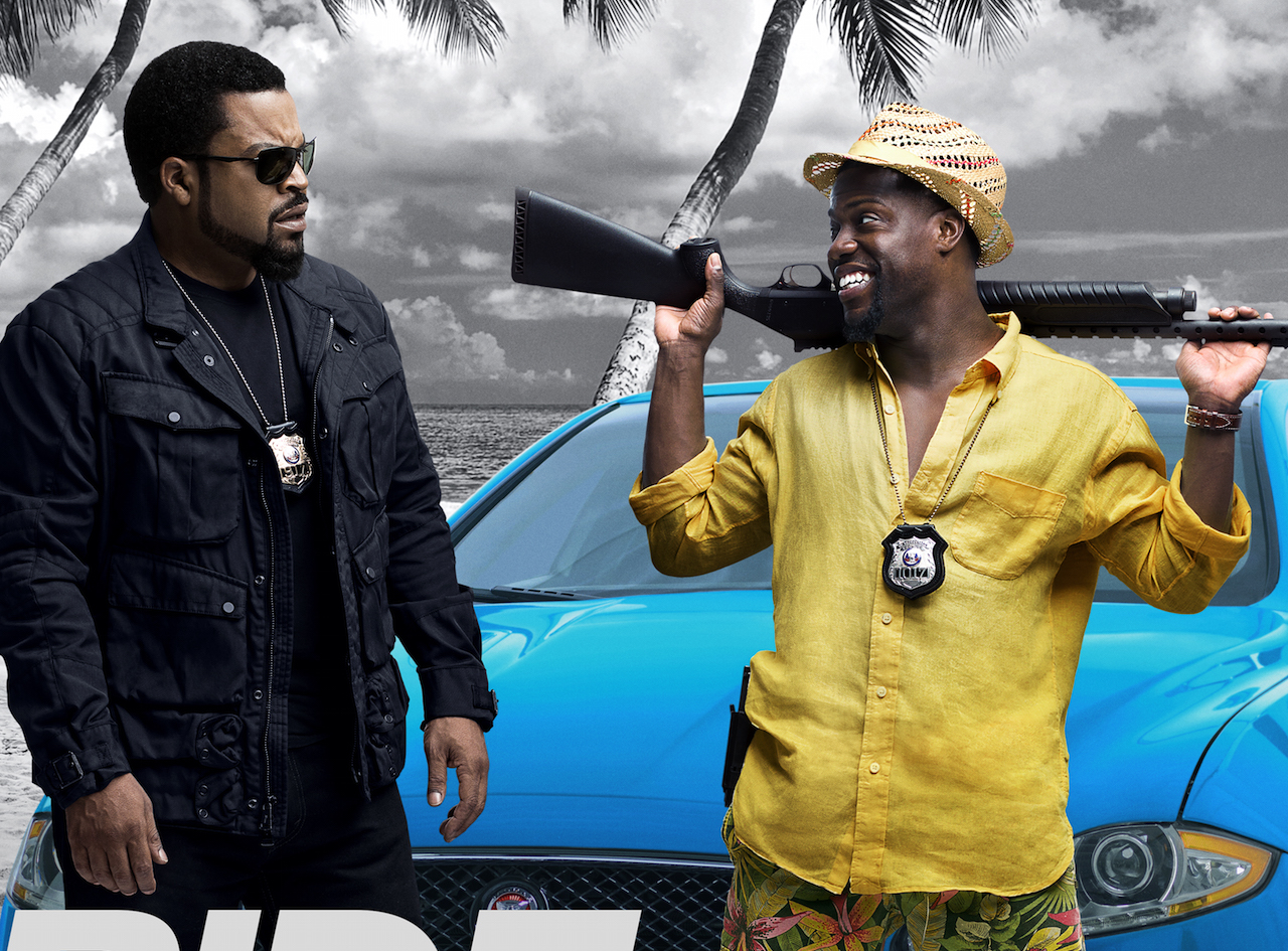 ride along 2 poster  the brothers in-law are back